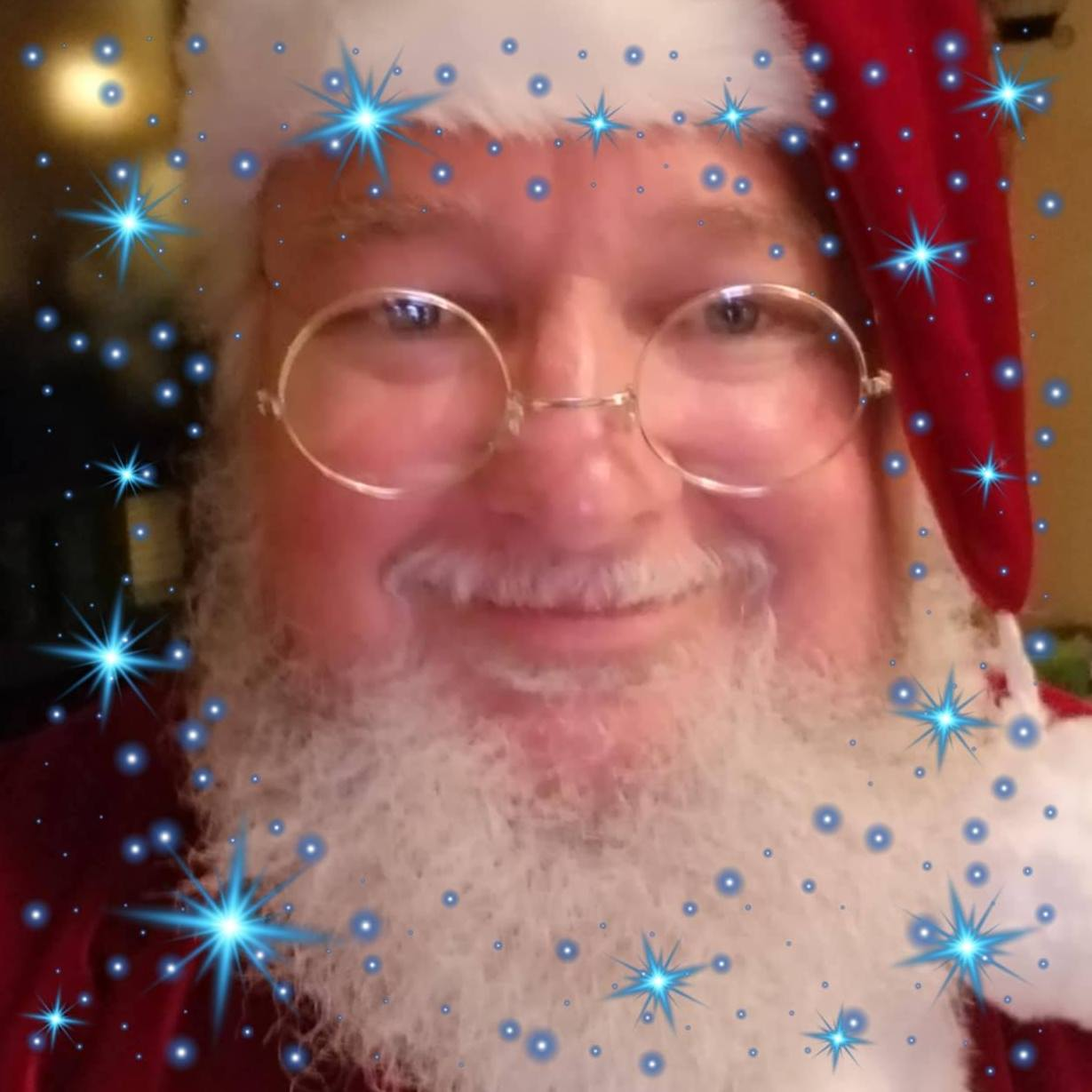 You heard right! Johnson County Democrats have our very own Santa Claus, and he'll be at the December 11 JCDP Social!