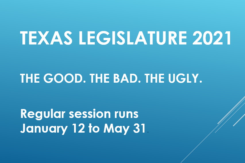 2021 TX Lege Session