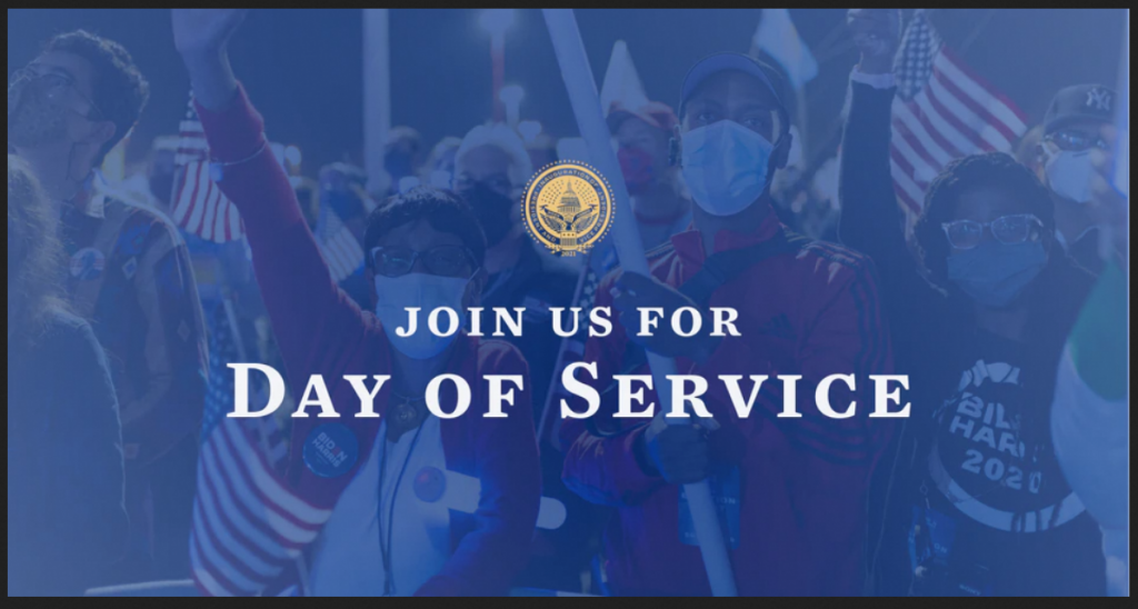2021 National Day of Service